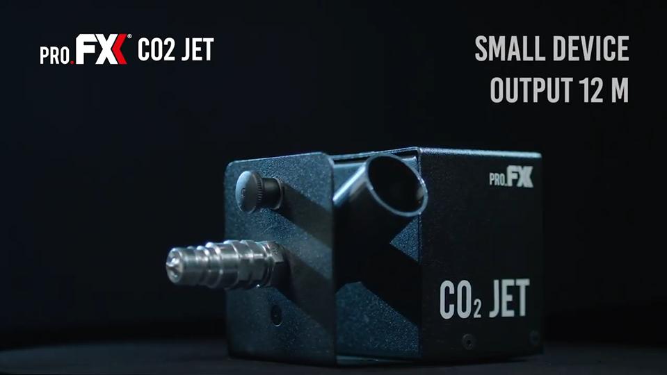 Pro.FX CO2 Jet