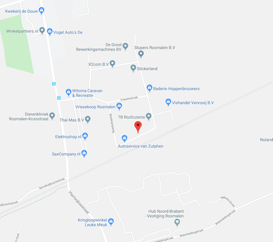 profx google maps